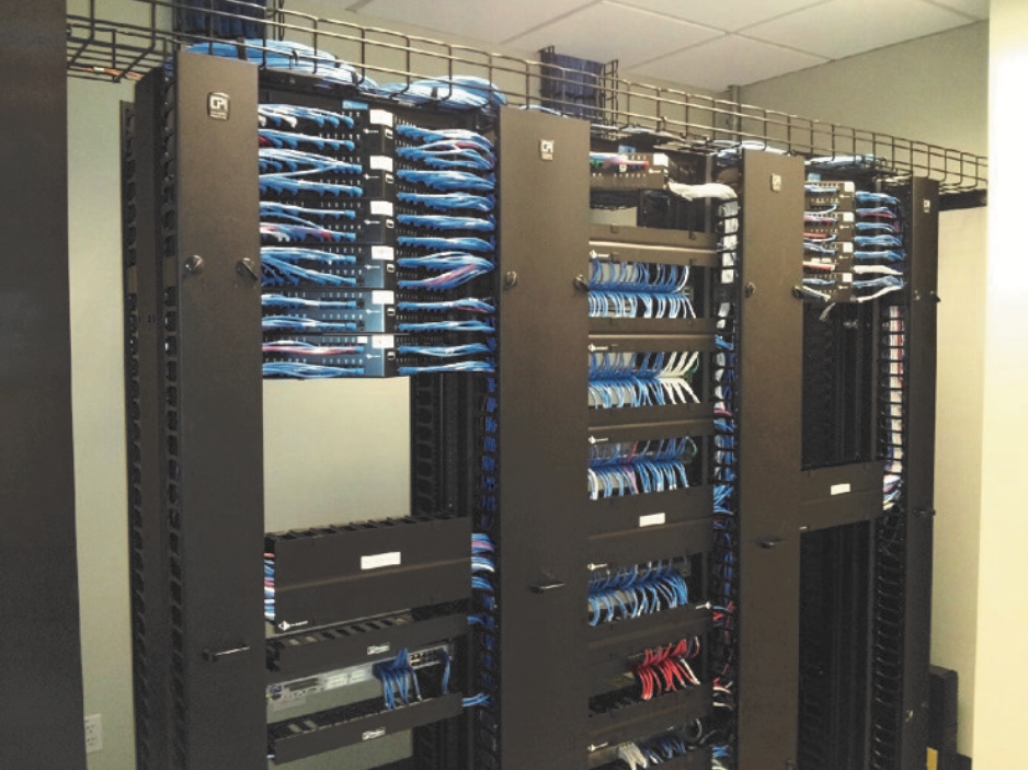 Audio and visual cabling