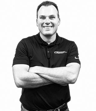 Headshot of VP of Sales Brad Heebsh