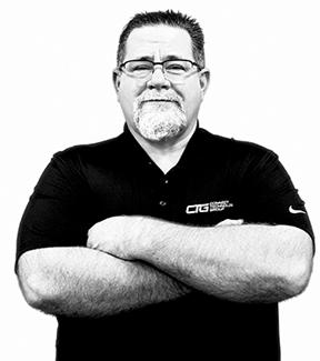 Headshot of VP of Operations John Dermody