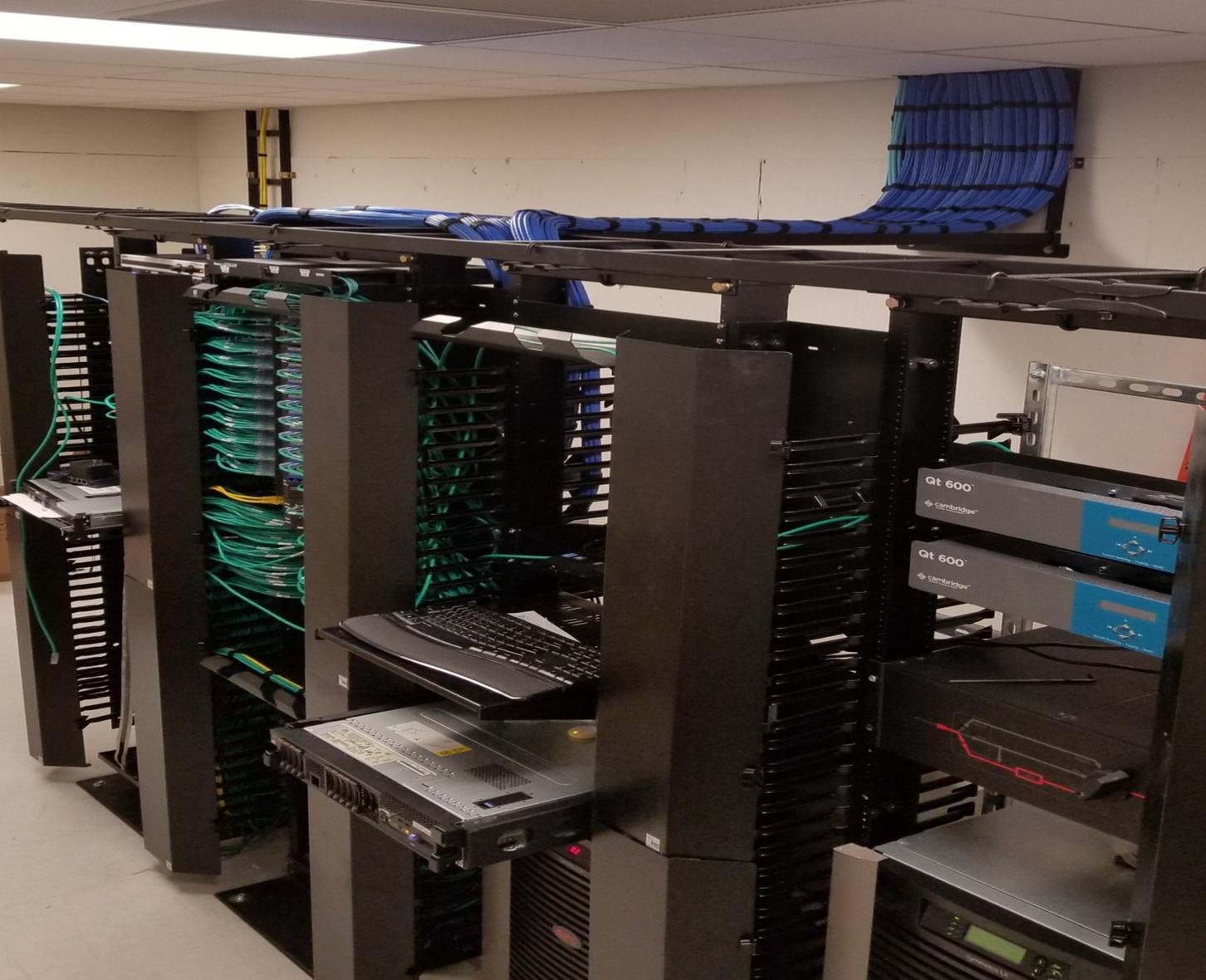 Technology server room